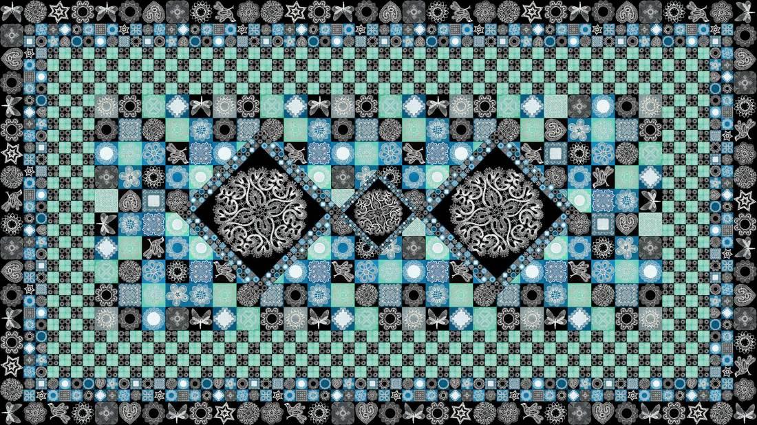 NOSTALGIA-tafelkleed-blauwgroen_YW